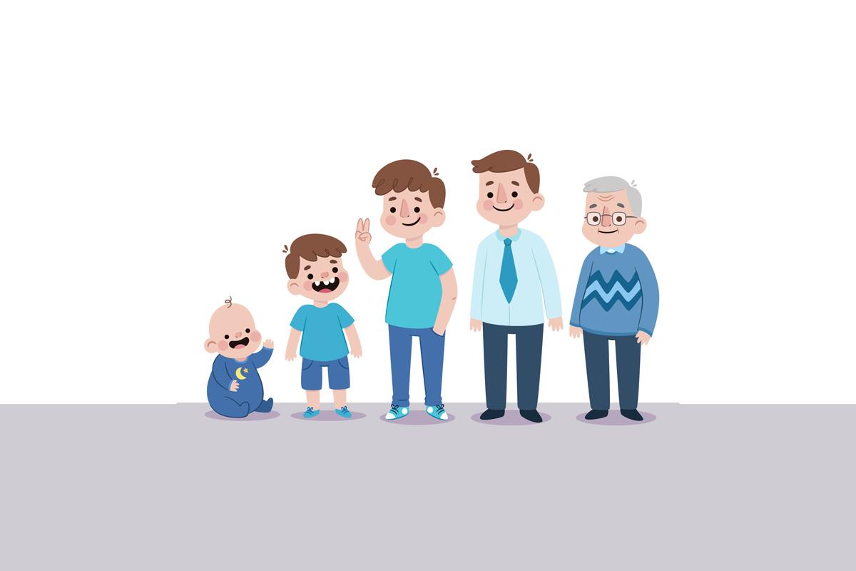 患者(利用者)の年齢データを絶対に間違わず最新にする方法